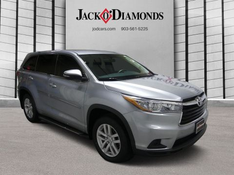 Pre-Owned 2015 Toyota Highlander LE