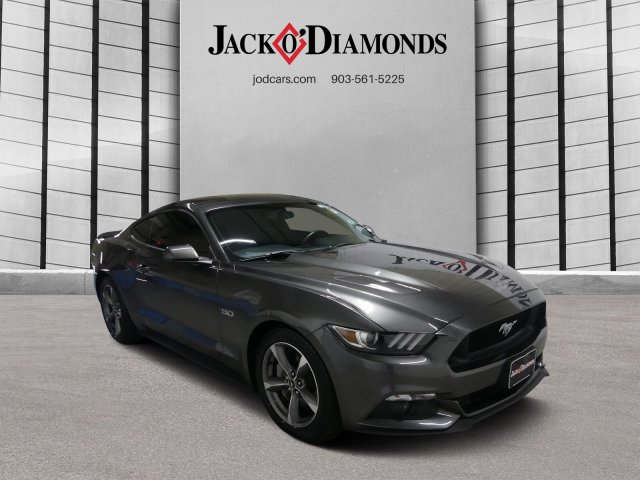 Pre Owned 2017 Ford Mustang Gt 2dr Car In Tyler 19hc123a Jack O Diamonds Honda