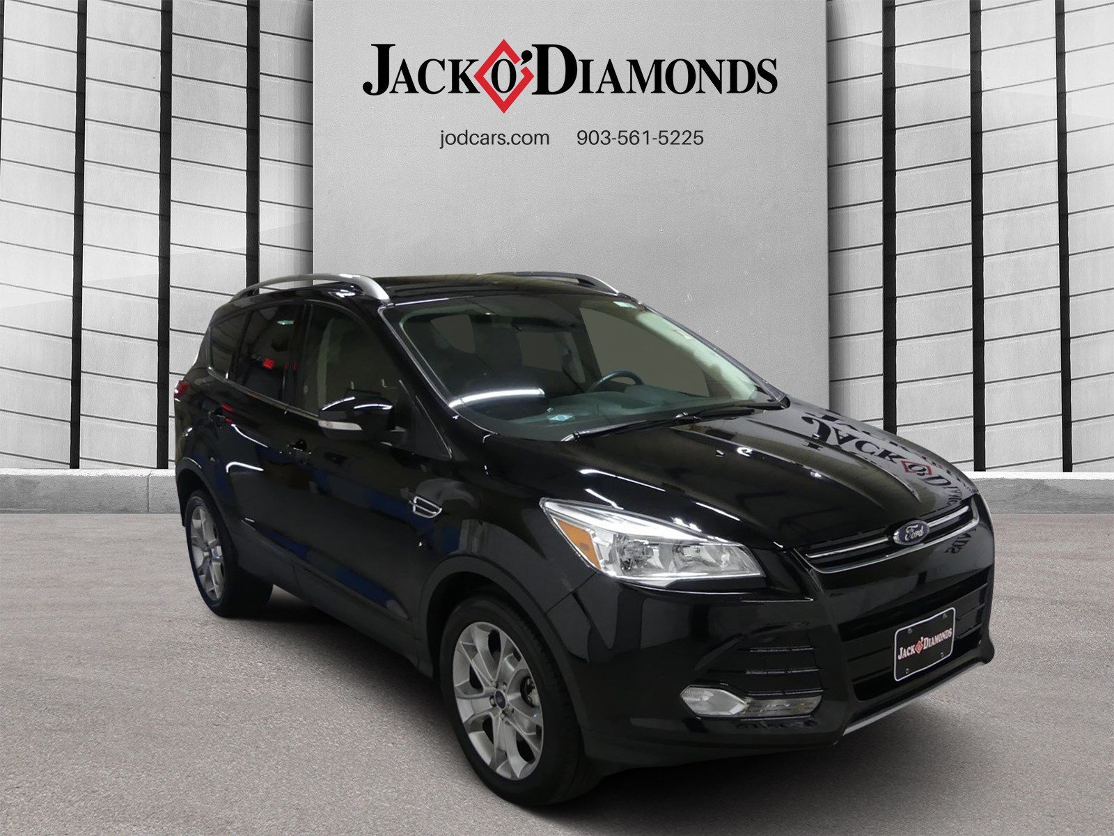 Pre owned 2016 ford escape titanium