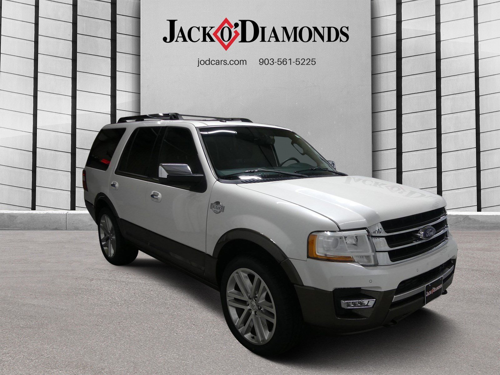 Pre owned 2016 ford expedition king ranch