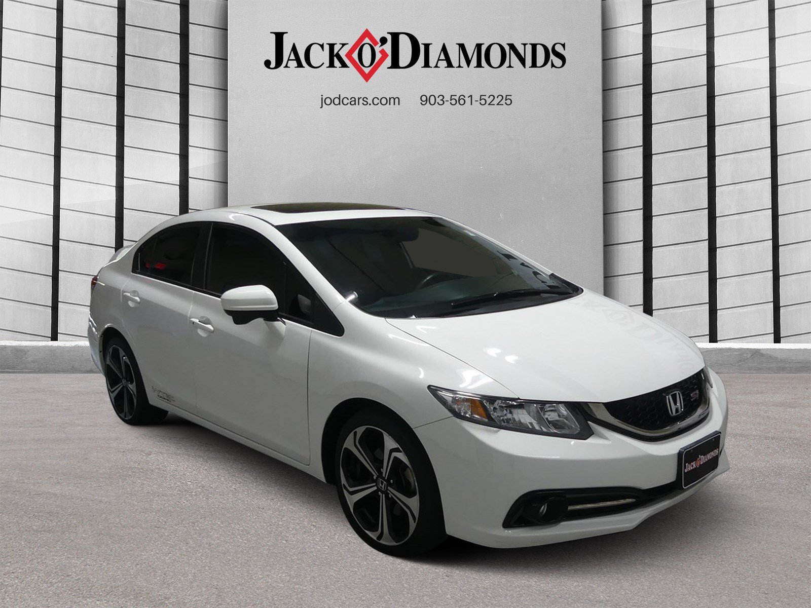 Pre Owned 2015 Honda Civic Sedan Si 4dr Car In Tyler P3795 Jack O