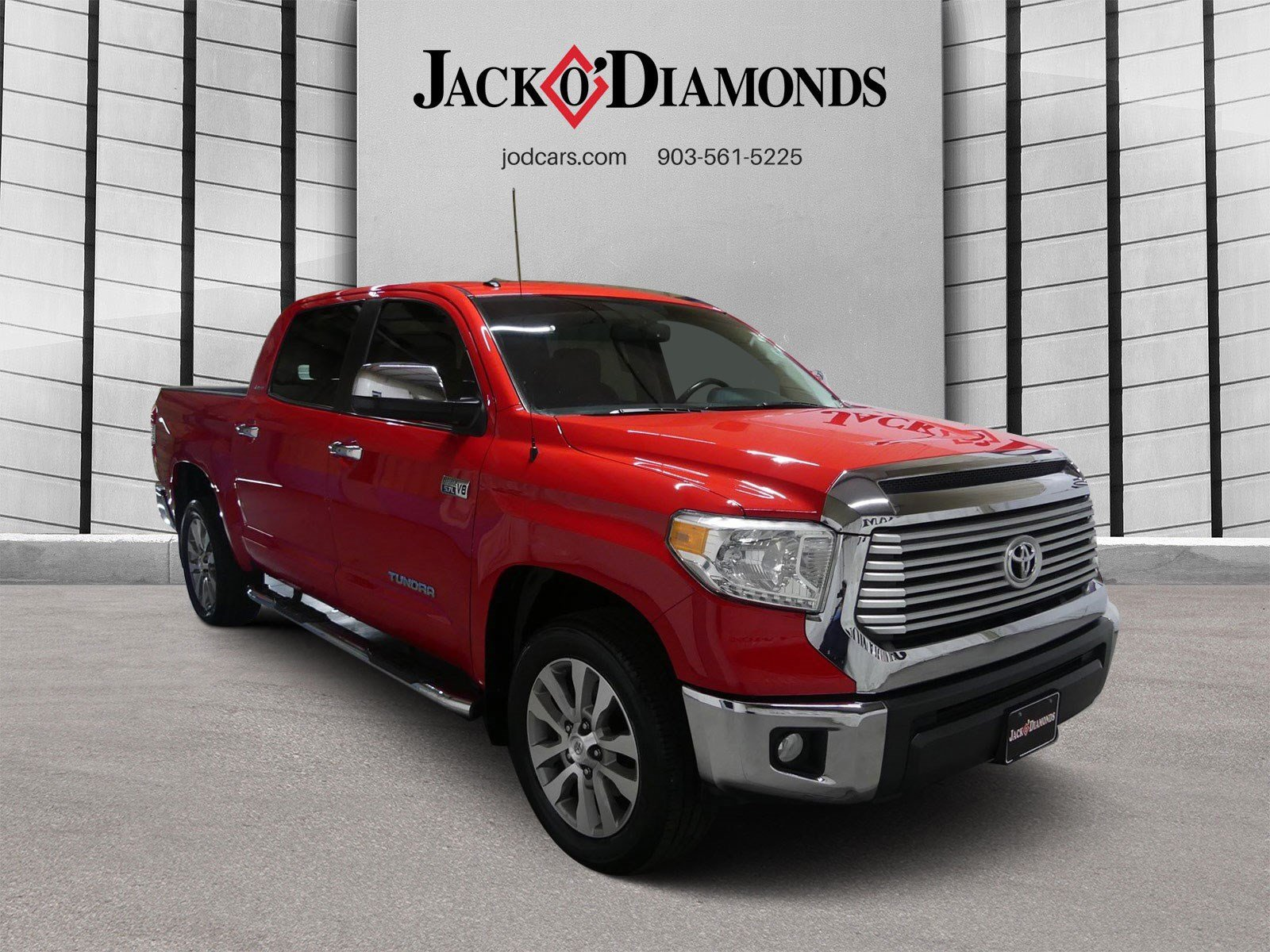 Pre-Owned 2014 Toyota Tundra LTD