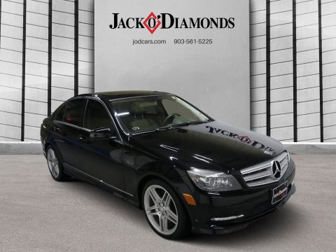 Pre-Owned 2011 Mercedes-Benz C-Class C 350 Sport